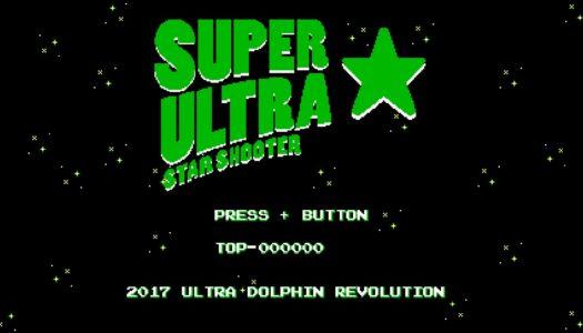 Mini-Review: Super Ultra Star Shooter (Wii U eShop)