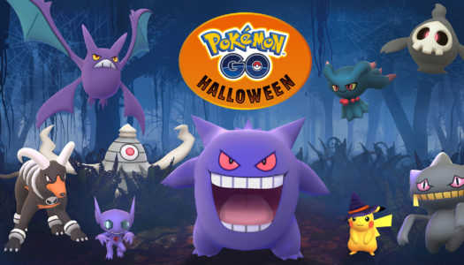 Pokémon GO update brings Halloween treats and new characters from the Hoenn region