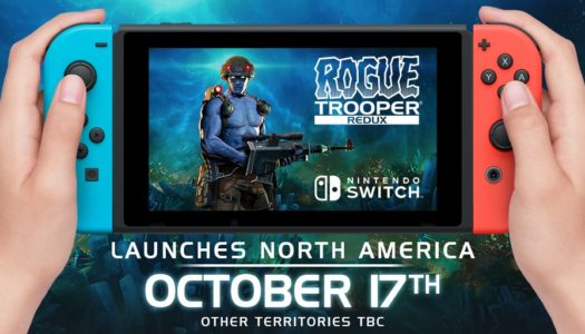 Rogue Trooper Redux '101' trailer shows off 5 minutes of gameplay