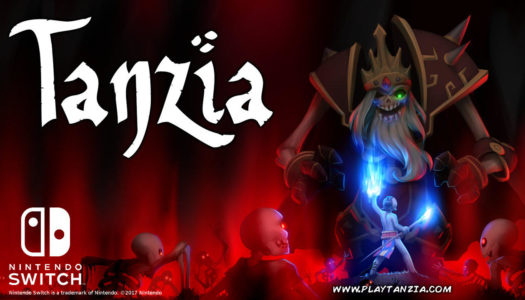 Tanzia, a story-driven action RPG, is coming to the Nintendo Switch