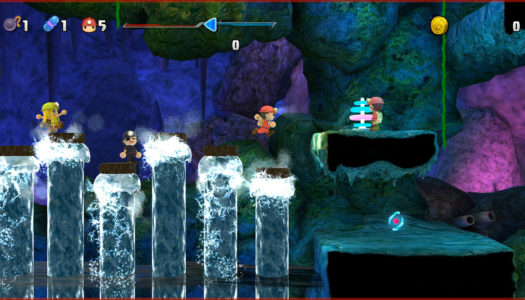 Review: Spelunker Party (Nintendo Switch)