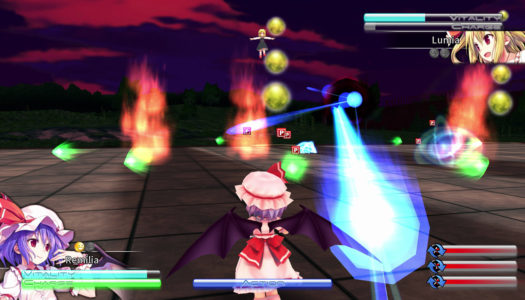 Mini-Review: Touhou Kobuto V: Burst Battle (Nintendo Switch)