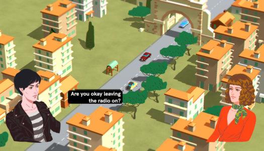 Review: Wheels of Aurelia (Nintendo Switch)