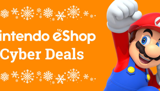Check out the Nintendo eShop Cyber Deals