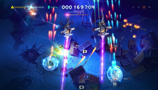 Sky Force Reloaded is coming to conquer the Nintendo Switch in December