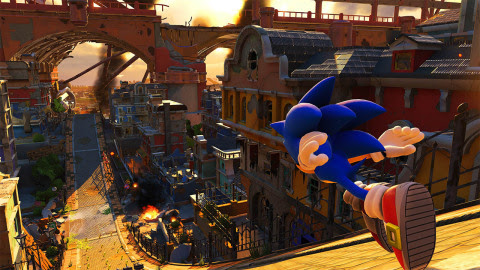 Sonic Forces launches today with free Episode Shadow Add-On