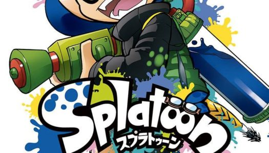 Splatoon manga series coming to the west this December