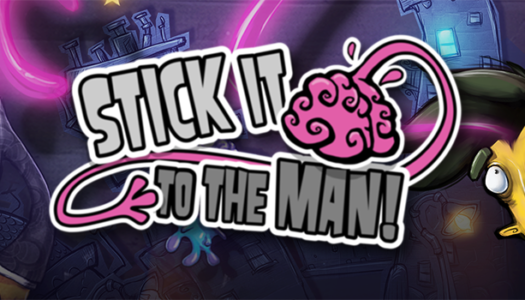 Stick It to The Man is out now for the Nintendo Switch