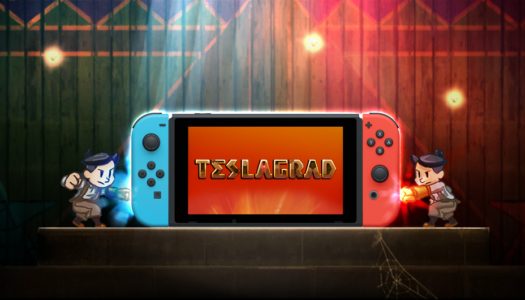Teslagrad coming to Nintendo Switch on December 7