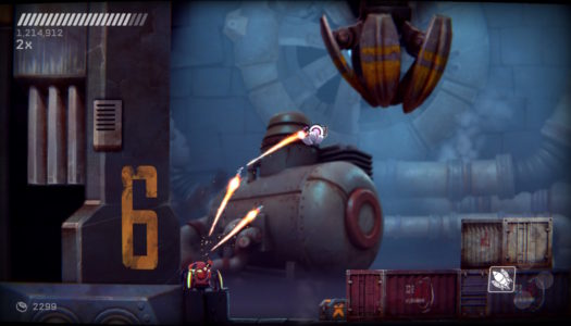 Review: RIVE: Ultimate Edition (Nintendo Switch)