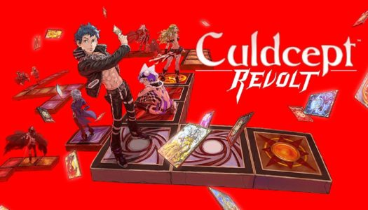 Review: Culdcept Revolt (Nintendo 3DS)