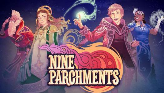 Review: Nine Parchments (Nintendo Switch)