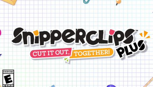 Review: Snipperclips Plus – Cut it Out, together! (Nintendo Switch)