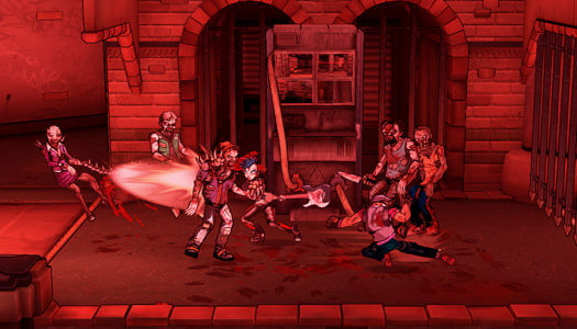 Nintendo Download December 21, 2017: Tiny Metal, Bloody Zombies