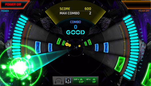 Mini-Review: SUPERBEAT: XONiC (Nintendo Switch)