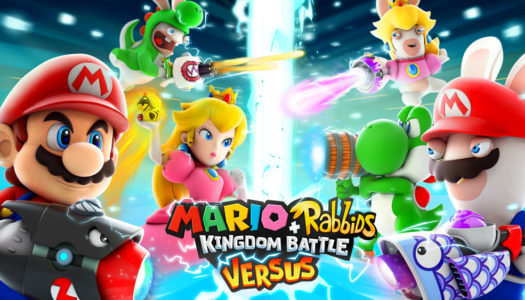Ubisoft announces new Versus Mode for Mario + Rabbids Kingdom Battle