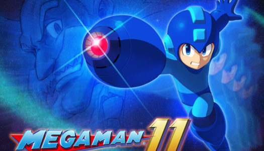 Capcom announces Mega Man 11 for Nintendo Switch, coming 2018