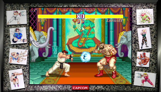 Capcom announces Street Fighter 30th Anniversary Collection, coming to Nintendo Switch next May