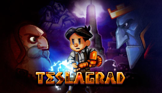 Review: Teslagrad (Nintendo Switch)