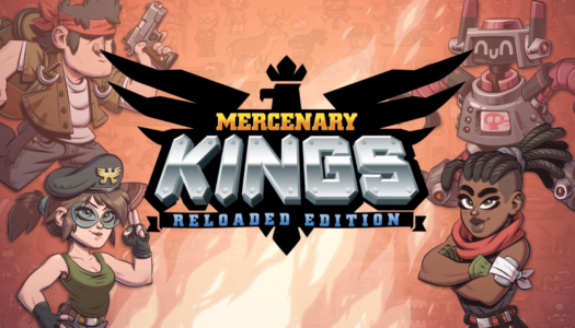 Mercenary Kings: Reloaded Edition coming to Switch