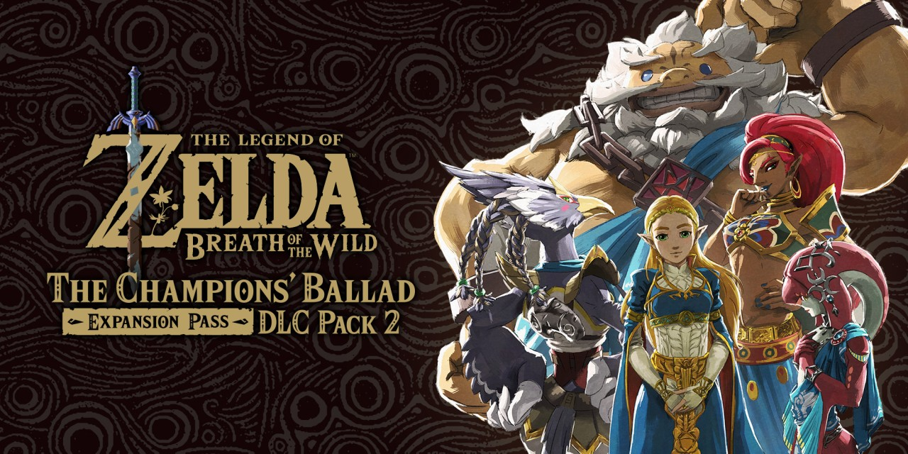 Mini Review: Breath of the Wild DLC Pack 2 - The Champions' Ballad