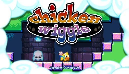 Stretch goals announced for Chicken Wiggle Workshop Kickstarter