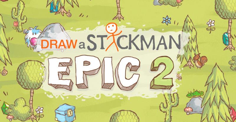 Review Draw A Stickman Epic 2 Nintendo Switch Pure Nintendo
