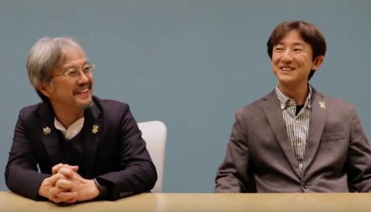 Mr. Aonuma, Mr. Fujibayashi talk BoTW DLC Development