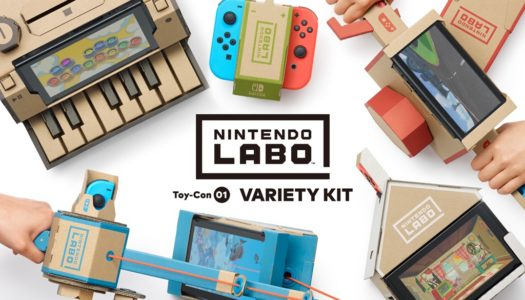 We react to the Nintendo Labo