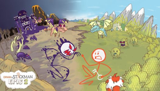 Review: Draw a Stickman: EPIC 2 (Wii U eShop)