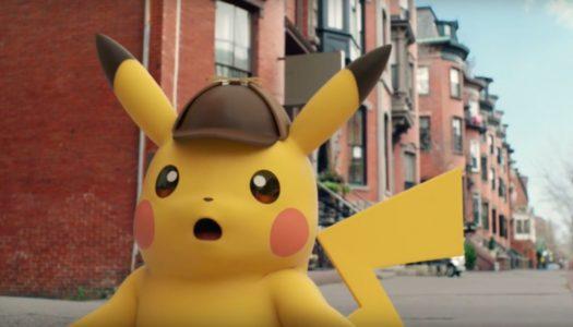 Update: Detective Pikachu gets release date, trailer