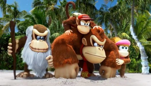 Donkey Kong: Tropical Freeze announced for Switch