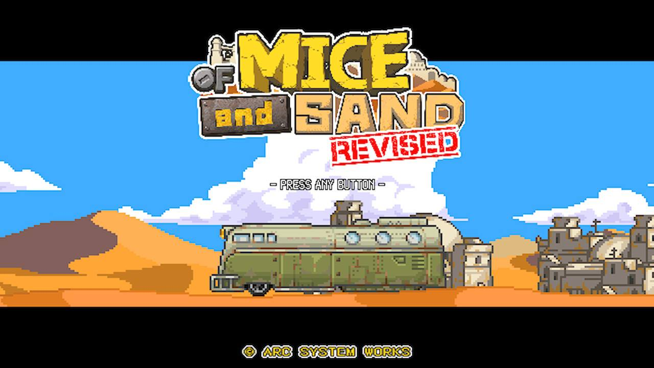 OF MICE and SAND -REVISED-