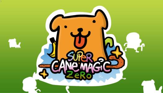 Super Cane Magic ZERO coming to Nintendo Switch this spring