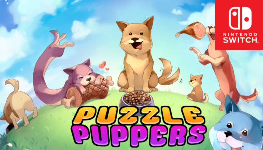 Puzzle Puppers heading to Nintendo Switch on February 20