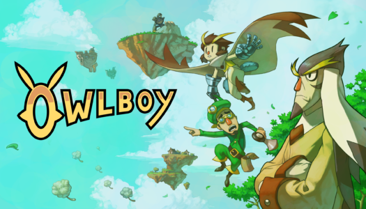 Owlboy physical version announced