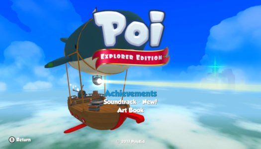 Review: Poi: Explorer's Edition (Nintendo Switch)