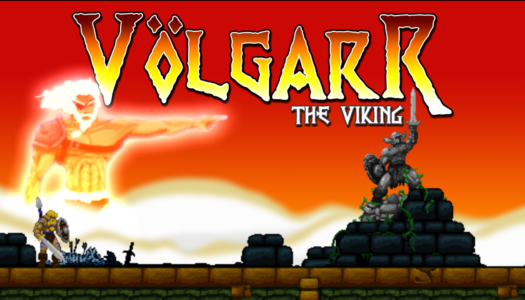 Review: Volgarr The Viking (Nintendo Wii U)