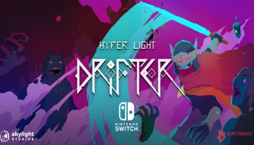 Hyper Light Drifter is coming to Switch