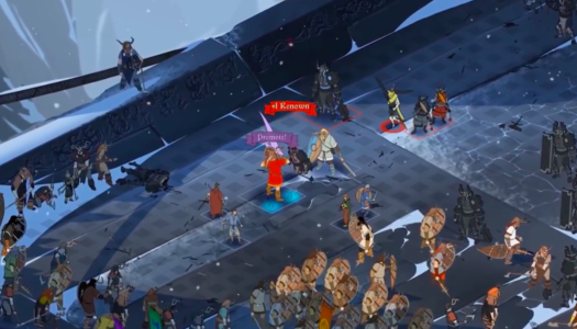 Banner Saga 3 confirmed for Switch