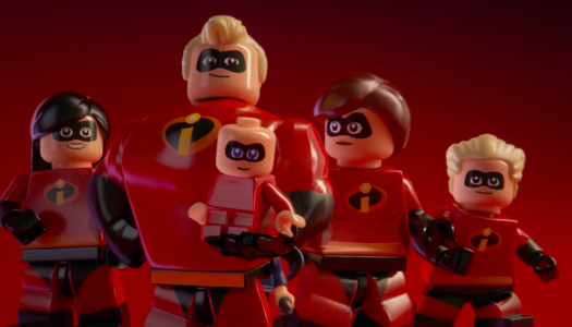 TT Games reveals LEGO The Incredibles