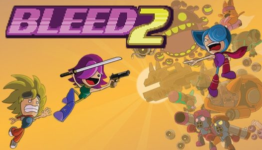 Review: Bleed 2 (Nintendo Switch)