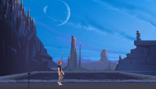 Another World is coming to Switch