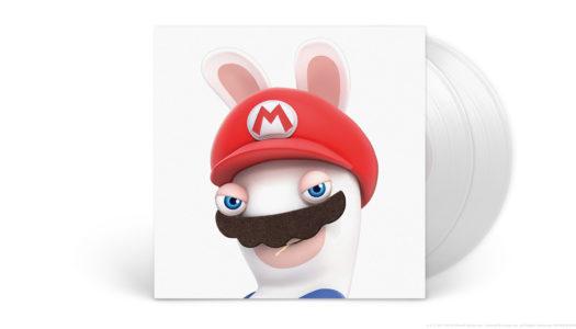 Mario + Rabbids Kingdom Battle soundtrack gets vinyl release