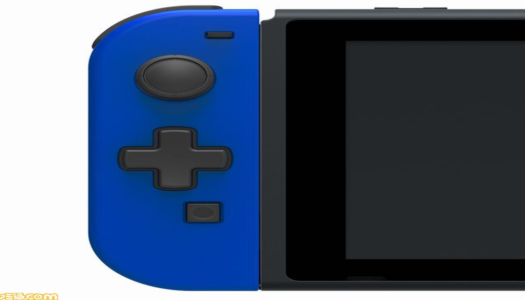 Hori third-party Joy-Con hitting Japan this summer