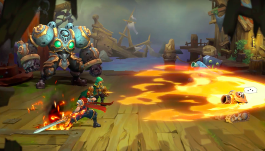 Battle Chasers: Nightwar Switch release date announced