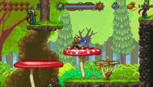 Fox n Forests release date announced for Switch