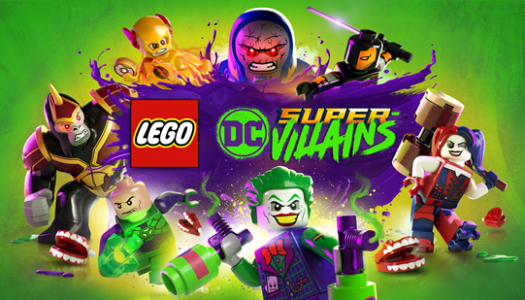 LEGO DC Super-Villains is plundering its way onto the Nintendo Switch