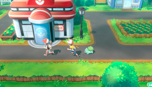 Pokemon: Let's Go, Pikachu and Eevee officially revealed for Nintendo Switch