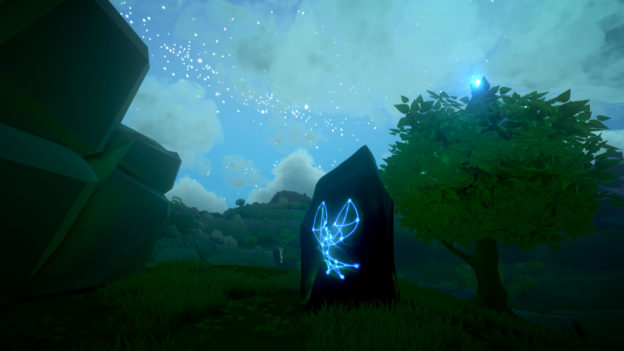 Yonder: The Cloud Catcher Chronicles - starry skies at night